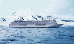 Crystal Cruise's Symphony in Antarctica