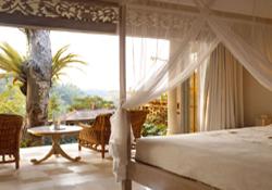 Uma Ubud Terrace Room