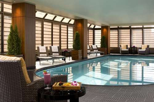 ESPA at the Peninsula NY