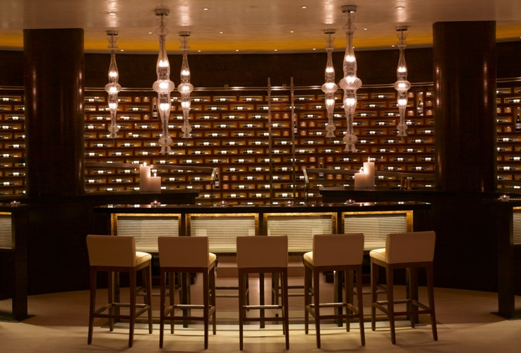 Lounge Wine Decor Ideas Living Room