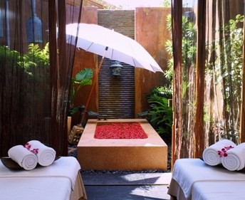 Anantara Hua Hin Spa Double Massage Room