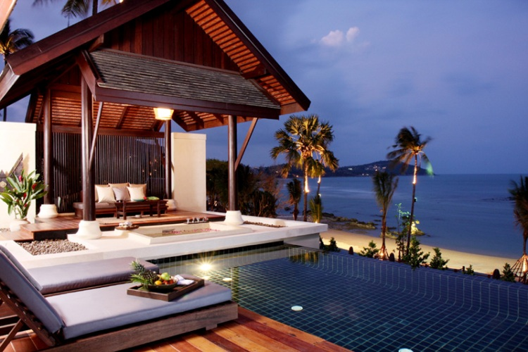 Anantara Lawana Exclusive Beachside Premier Private Pool Villa