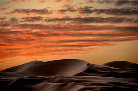 Empty Quarter at Qasr Al Sarab Desert Resort by Anantara
