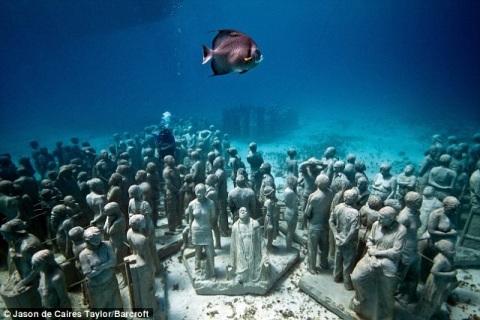 Manmade Reef