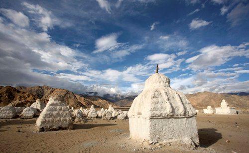 Shakti Ladakh Gompas