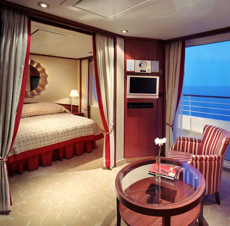 Crystal Serenity - Penthouse Suite