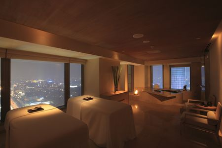 Park Hyatt Beijing - Tian Spa - couples spa suite