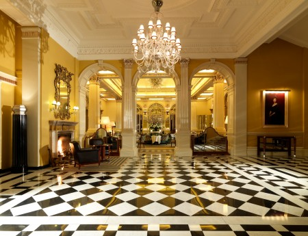 Maybourne - Claridge's Lobby